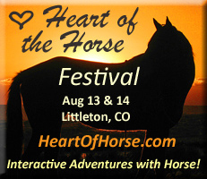 Heart of the Horse August 2011