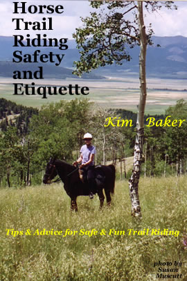 Horse Trail Riding Safety & Etiquette